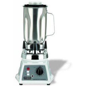 2-Speed Lab Blender w/Timer. Waring