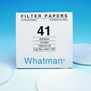 Whatman Filter Paper No. 41