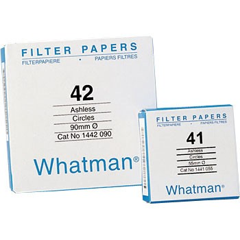 Whatman Filter Paper No. 42
