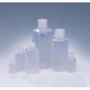 Precisionware® Polypropylene Narrow Mouth Bottles. Autoclavable