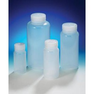 Precisionware® LDPE Wide Mouth Bottles