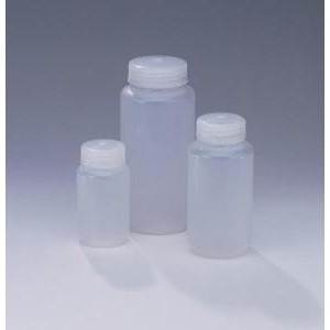 Precisionware® Polypropylene Wide Mouth Bottles. Autoclavable