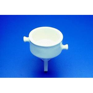 Double Wall Buchner Funnel. Porcelain. CoorsTek