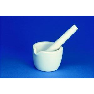 Porcelain Mortars and Pestles. CoorsTek