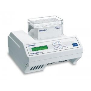 Eppendorf® ThermoStat plus Dry Block Incubator w/Heating and Cooling