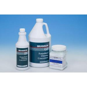 Bransonic Ultrasonic Concentrated Cleaning Solutions