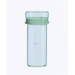 KIMAX® Tall Cylindrical Weighing Bottles w/Short Length Joints