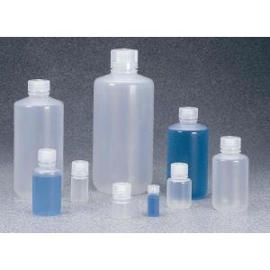Narrow-Mouth Polypropylene Bottles. Nalgene