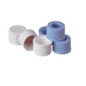 10 mm Target Screw Caps for Wide-Opening Vials. National