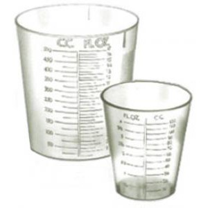 Staccups® Disposable Polypropylene Beakers. Cargille