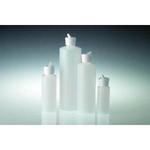 Flip-Top Dispensing Bottles. HDPE