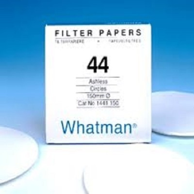 Whatman Filter Paper No. 44