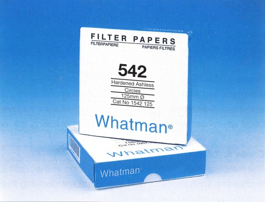 Whatman Filter Paper No. 542