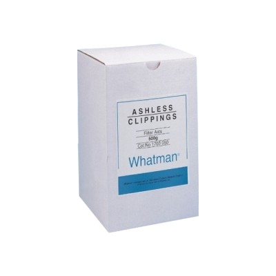 Whatman Ashless Filter Paper Clippings