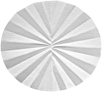 Whatman 597¬Ω Prepleated Qualitative Filter Paper