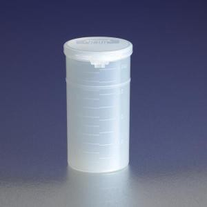Snap-Seal Plastic Sample Containers