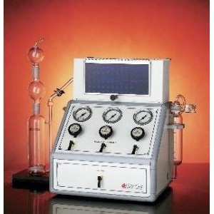 Wickbold Combustion Apparatus for Sulfur Determination. Koehler