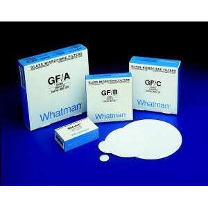 GF/C Glass Microfibre Filters. Whatman