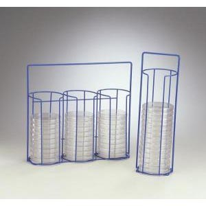Poxygrid® Petri Dish Carrying Racks