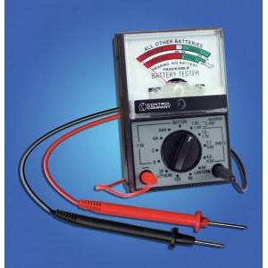 Traceable® Analog Battery Tester