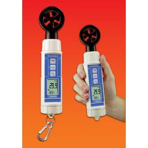 Traceable® Vane Anemometer/Thermometer Pen