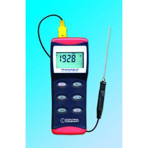 Traceable® Memory Wide Range Thermometer