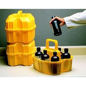 Safety Half-Liter Bottle Carrier