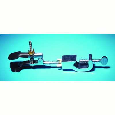 BURETTE CLAMP WITH BOSS HEAD