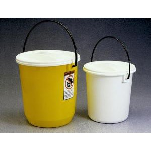 Graduated Air-Tight Pails. Nalge