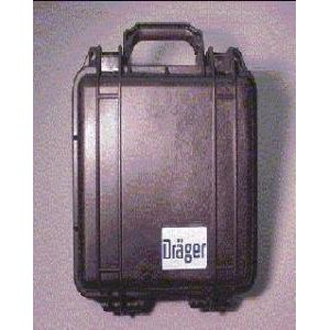 Bellows Pump Carrying Case. Draeger