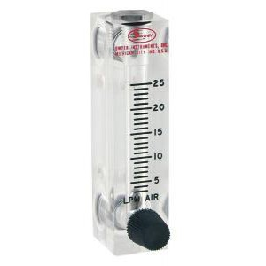 "Visi-Float® Flowmeter 2"" Scale"