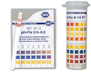 pH Fix Test Strips