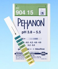 Pehanon pH Test Strips