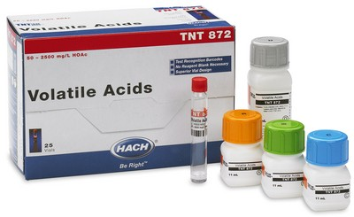Volatile Acids TNTplus Vial Test (50-2,500 mg/L)