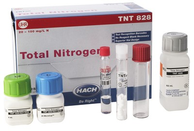 Nitrogen (Total) TNTplus Vial Test, UHR (20-100 mg/L N)