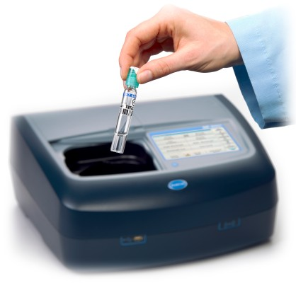 DR6000™ UV VIS Spectrophotometer with RFID Technology