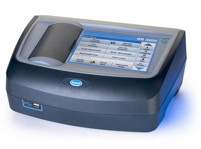 DR3900 Laboratory Spectrophotometer without RFID Technology