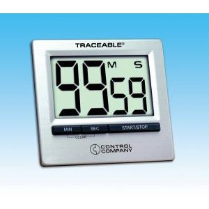 Traceable® GIANT-DIGIT Timer