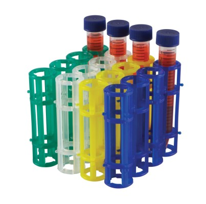 Chain Tube Rack, 5mL, 15mL, 17mm, Assorted