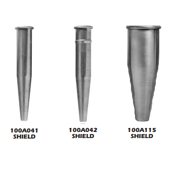 Centrifuge Shields and Inserts