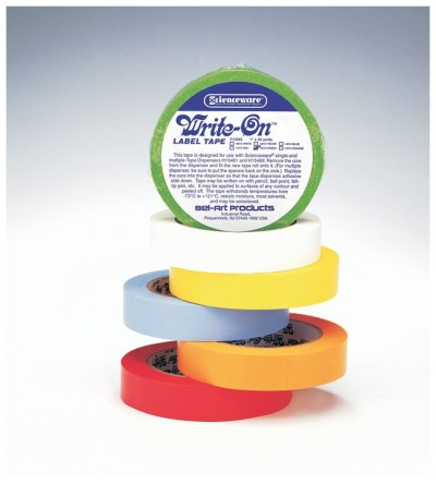 Bel-Art™ Write-On™ Paper Label Tapes
