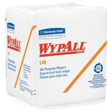 Wypall L40 1⁄4 Fold Wipers