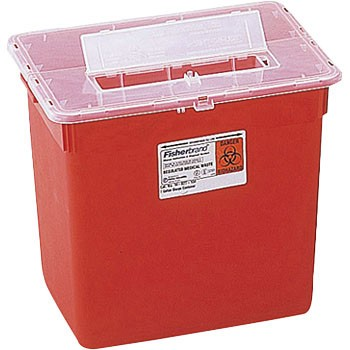 Fisherbrand™ Sharps-A-Gator™ Sharps Containers