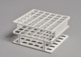 Test Tube Racks, One-Piece, PP