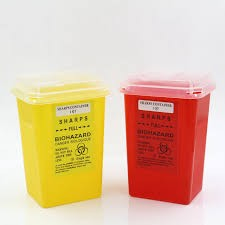 Sharps Container,  Quart (1L)
