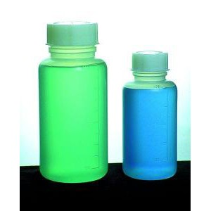 Wide Mouth LDPE Graduated Bottles