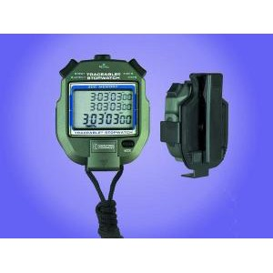 Traceable® 300-Memory Stopwatch. Water Resistant