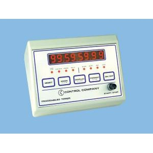 Traceable® 12-Channel 100-Hour Alarm Bench Timer