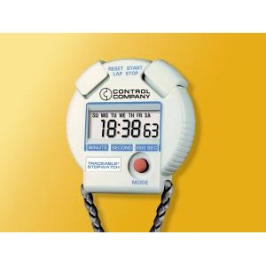 Traceable® Stopwatch/Chronograph