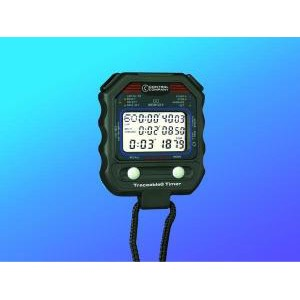 60 Memory Multi-Function Stopwatch. NIST Traceable®